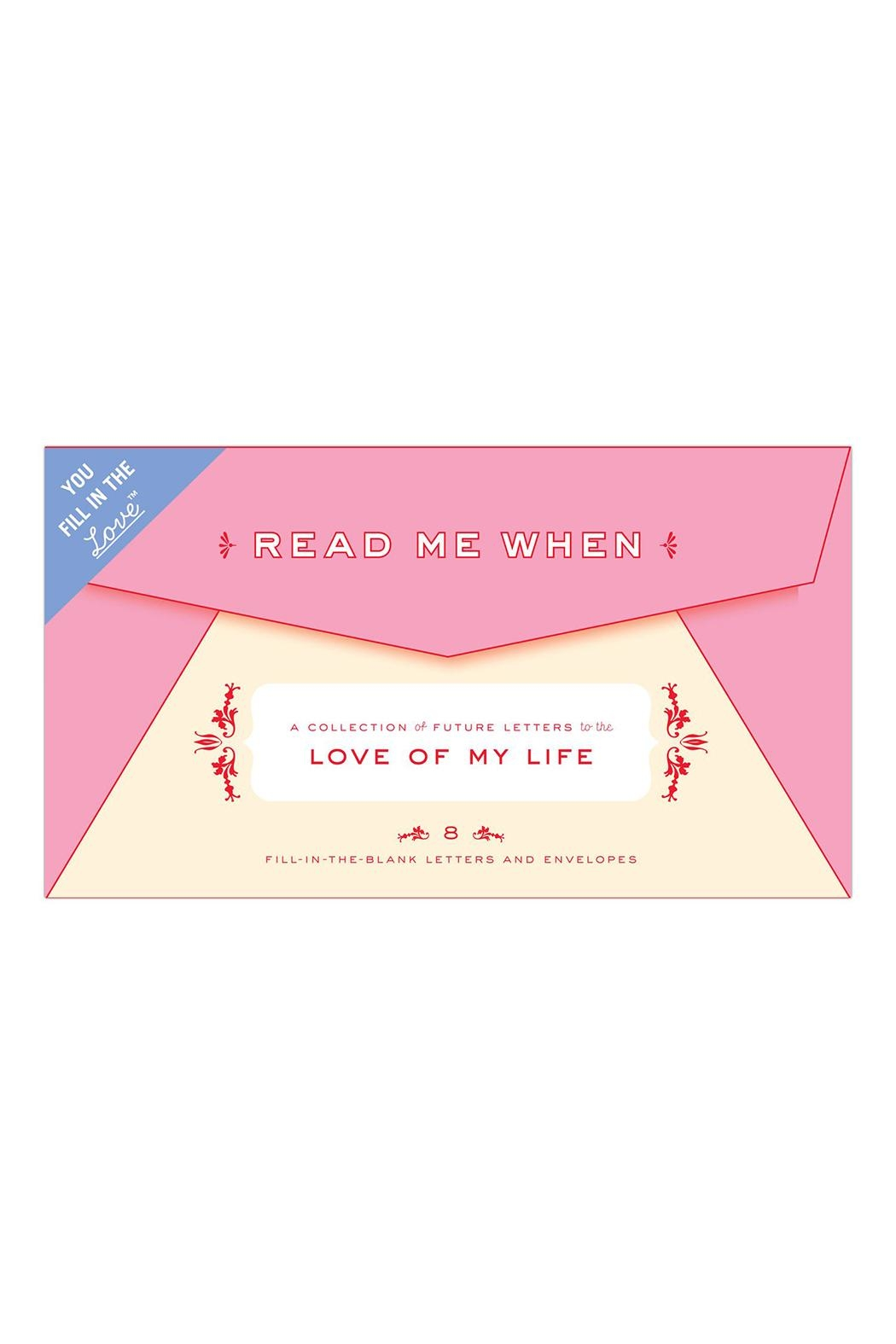 Knock Knock  Love Cards - Main Image
