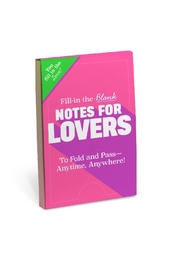 Knock Knock  Notes For Lovers - Product Mini Image