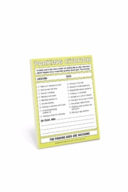 Knock Knock  Parking Citations - Product Mini Image