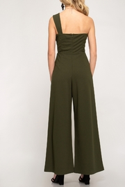 She + Sky Knockout Babe Jumpsuit - Front full body
