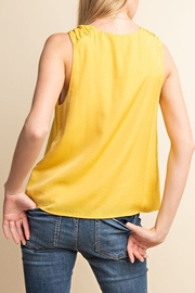 Gilli Knot Detail Tank - Side cropped
