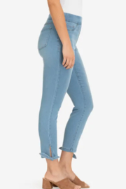 Tribal Knot Detailed Crop Pants - Product Mini Image