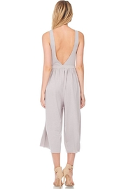 Anama Knot Front Jumpsuit - Front full body