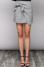 Do & Be Knot Front Skirt - Product Mini Image