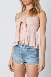 Cotton Candy LA Knot Front Top - Side cropped