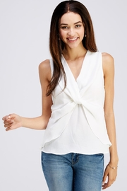 Gilli Knot Front Top - Product Mini Image