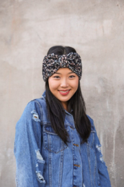 Leto knot head wrap - Front cropped