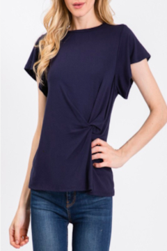 Kayla's Armoire Knot Me Top - Product List Image