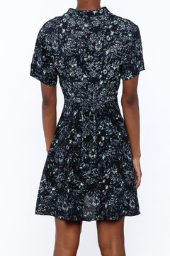 Knot Sisters Floral Button-Down Dress - Alternate List Image