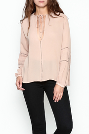 Knot Sisters Wild One Blouse - Product Mini Image