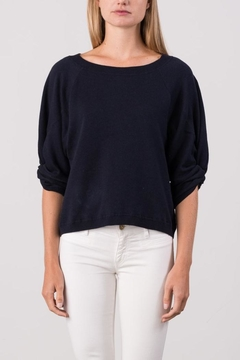 Margaret O'Leary Knot Sleeve Pullover - Product List Image