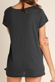 Umgee USA Knot Tee - Front full body