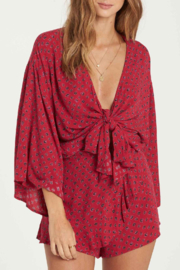 Billabong KNOT YOURS TOP - Product Mini Image