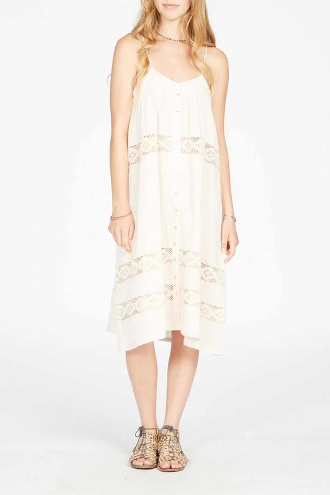 Knot Sisters Annie Midi Dress - Main Image