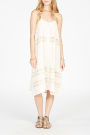 Knot Sisters Annie Midi Dress - Front cropped