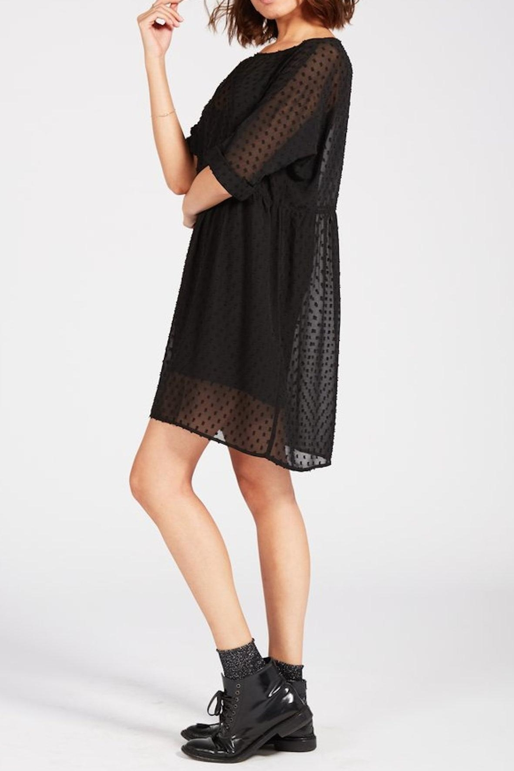 Knot Sisters Bryden Dress - Side Cropped Image
