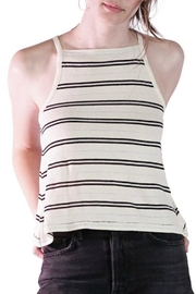 Knot Sisters Cobain Tank - Front cropped