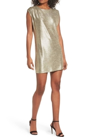 70s Prom, Formal, Evening, Party Dresses Disco Mini Dress $62.30 AT vintagedancer.com