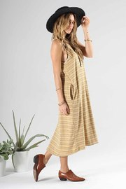 Knot Sisters Grand Canyon Stripe Dress - Product Mini Image