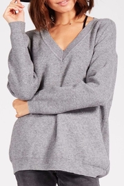 Knot Sisters Jane Sweater - Front cropped