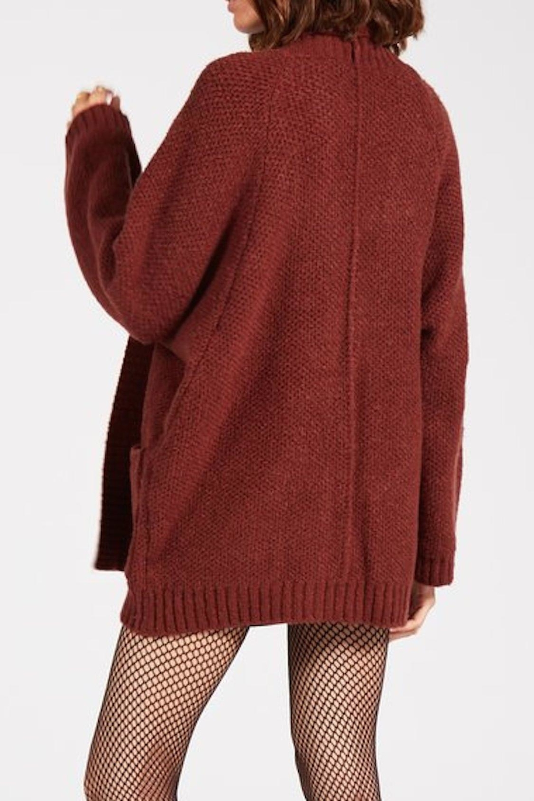 Knot Sisters Kate Sweater - Side Cropped Image
