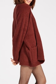 Knot Sisters Kate Sweater - Front full body
