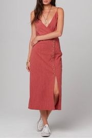 Knot Sisters Keaton Midi Dress - Product Mini Image