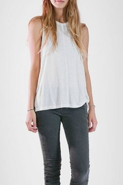Knot Sisters Linda Jean Tank - Front cropped