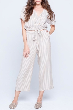 Knot Sisters Madrid Striped Pant - Product List Image