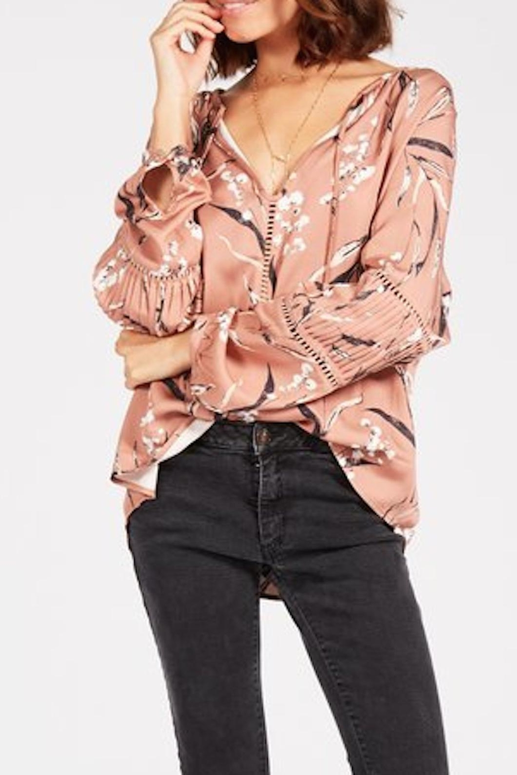 Knot Sisters Moonlight Top - Main Image