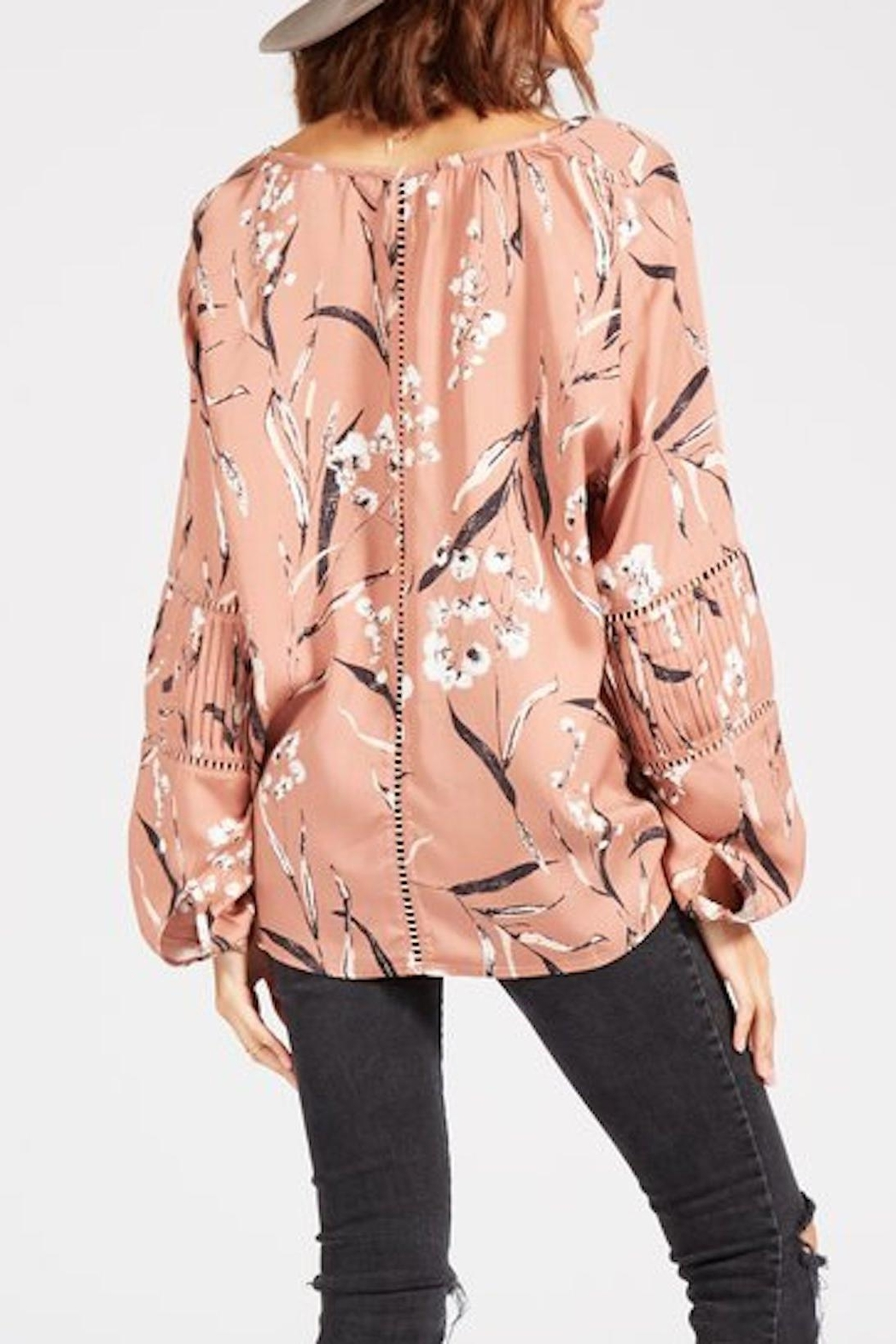 Knot Sisters Moonlight Top - Front Full Image
