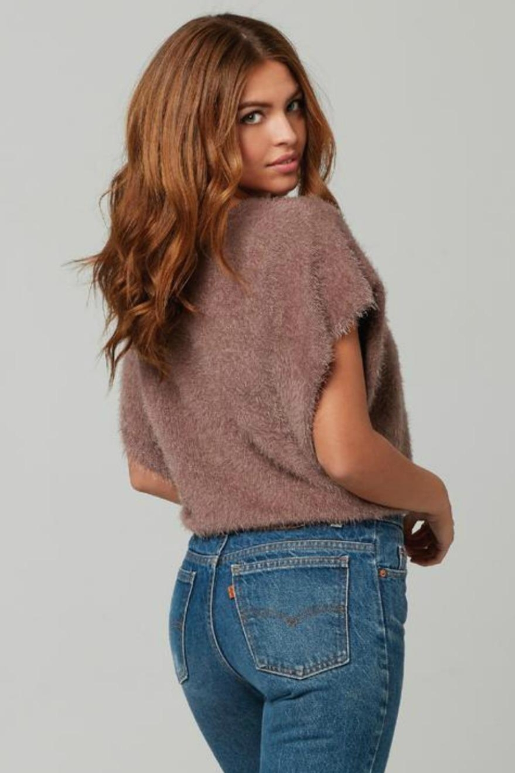 Knot Sisters Nina Sweater - Front Full Image