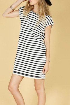 Shoptiques Product: Sailor Off Shoulder Dress