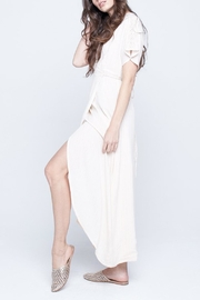 Knot Sisters Sara Wrap Dress - Front full body
