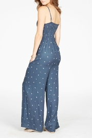 Knot Sisters West Sweeteheart Jumpsuit - Front full body