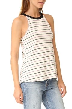 Knot Sisters Stripe Rosie Tank - Product List Image