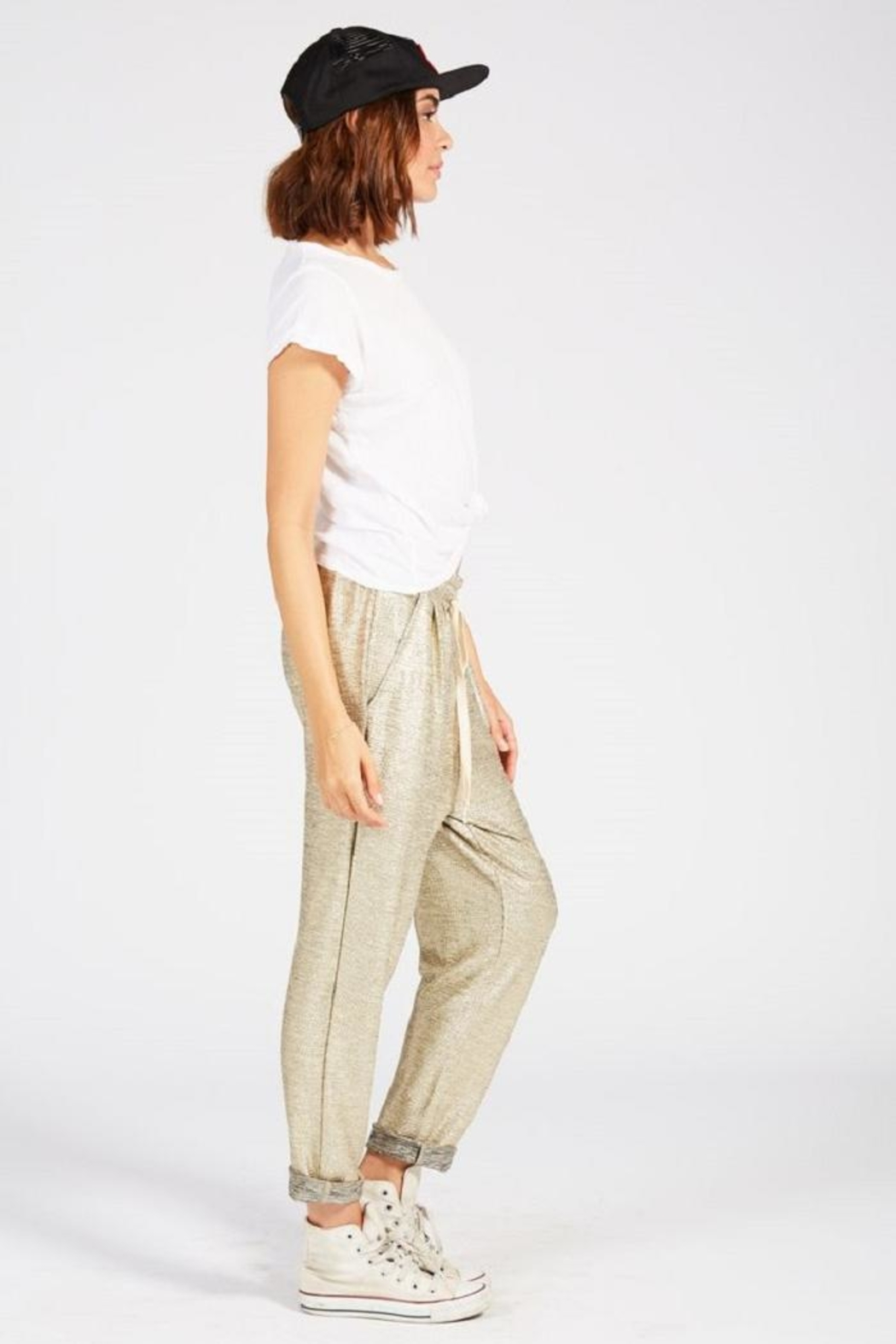 Knot Sisters Studio Pant - Front Full Image