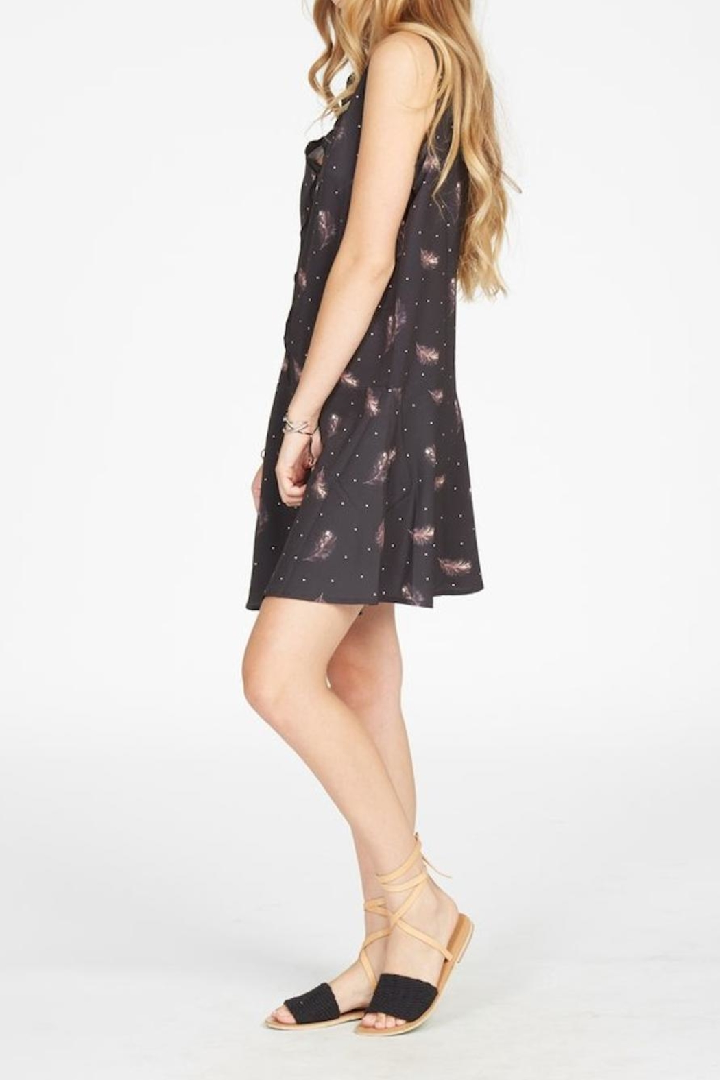 Knot Sisters Tuesday Dress - Side Cropped Image