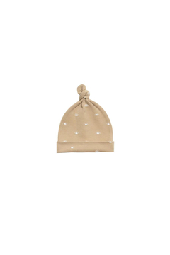 Shoptiques Product: Knotted Baby Hat - Honey Sun