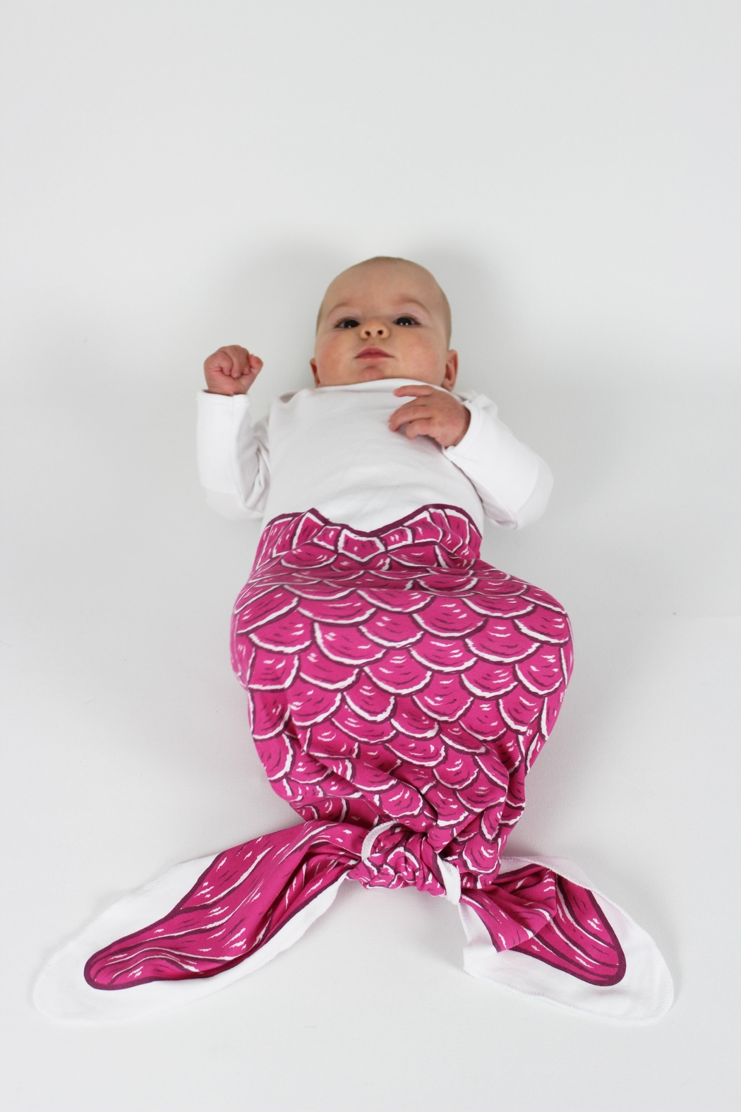 Electrik Kidz Knotted Gown - Ariel - Front Full Image