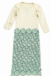 Electrik Kidz Knotted Gown - Mermaid - Front full body