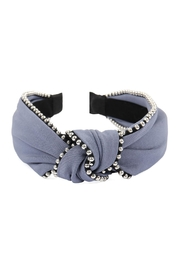 Riah Fashion Knotted Headbands - Front cropped