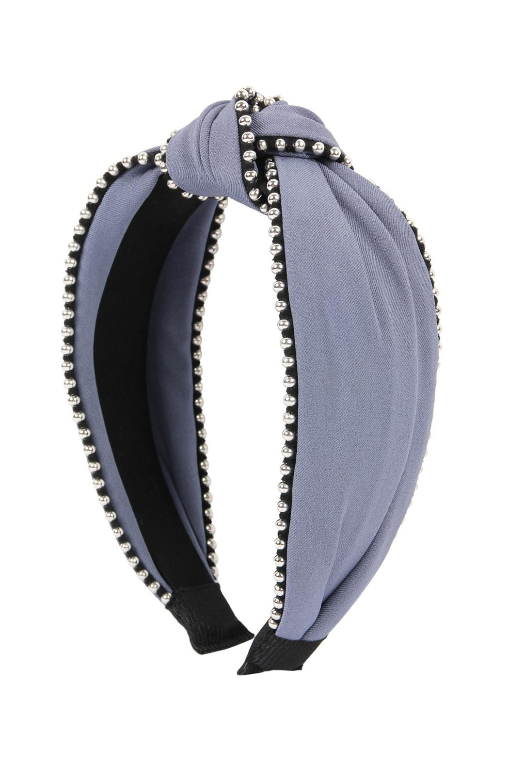 Riah Fashion Knotted Headbands - Front Full Image