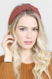 Riah Fashion Knotted Headbands - Side cropped