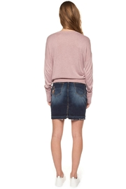 Dex Knotted Sweater - Side cropped
