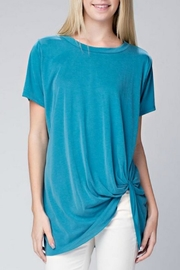Jodifl Knotted Top - Product Mini Image