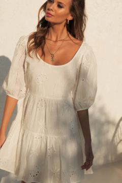 seven wonders Knowles Babydoll Dress - Product List Image