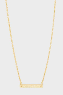 Gorjana Knox Necklace - Product List Image