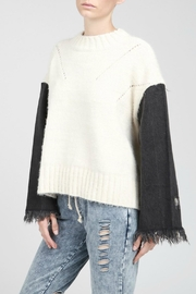 POL Kny Pullover Sweater - Product Mini Image