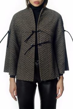 Shoptiques Product: Patterned Wool Jacket